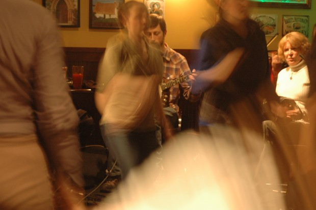 St. Stephen's Day at McGinley's in Anchorage, Ak (12.26.12)